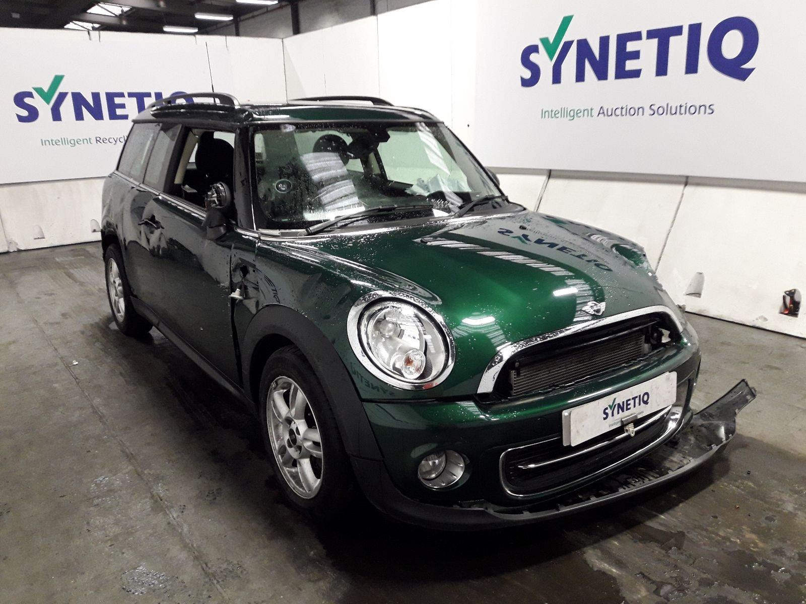 Synetiq Intelligent Solutions For Insurance Parts Salvage
