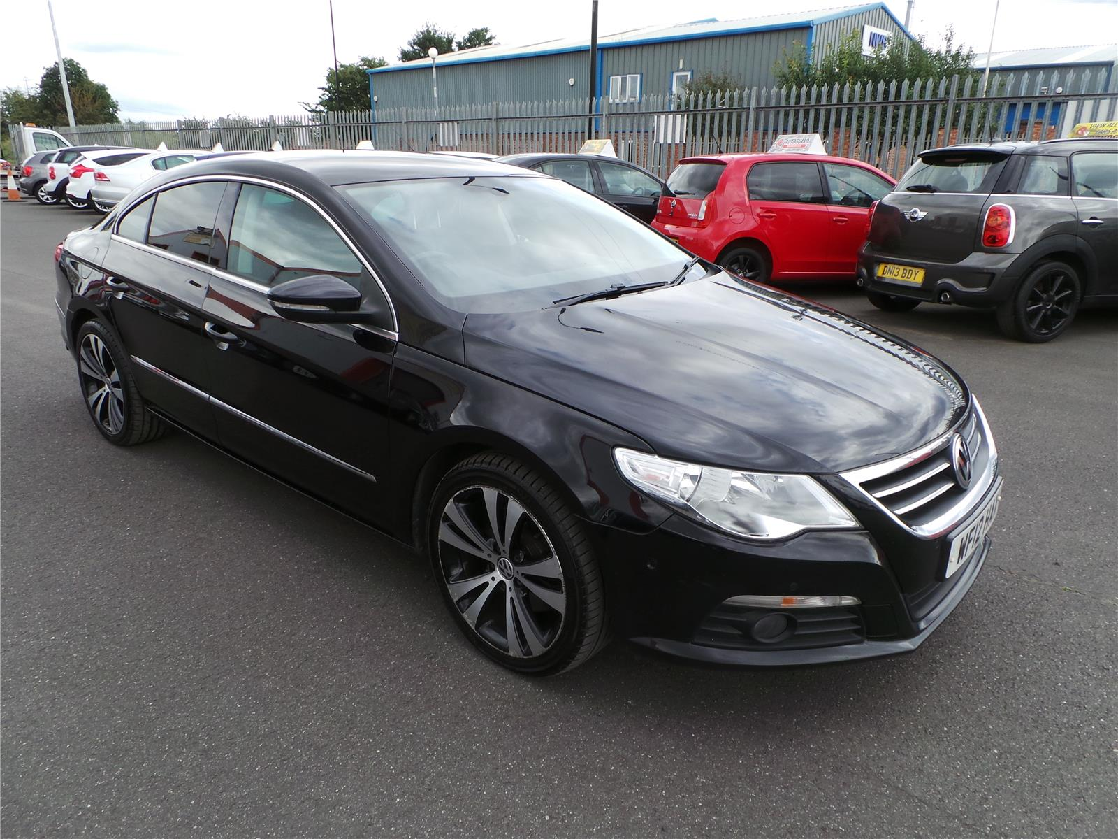 2012 Volkswagen Passat CC GT Bluemotion 1968 Diesel Automatic 6 Speed 4 Door Coupe