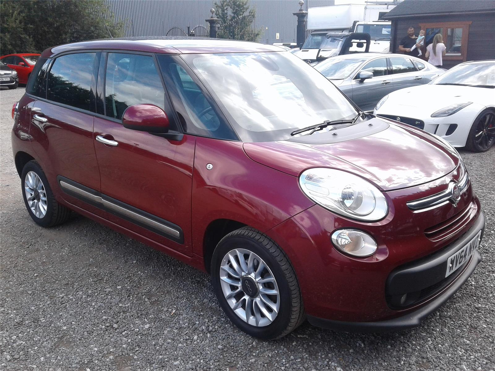 2014 Fiat 500L Lounge Multijet 1598 Diesel Manual 6 Speed 5 Door Estate