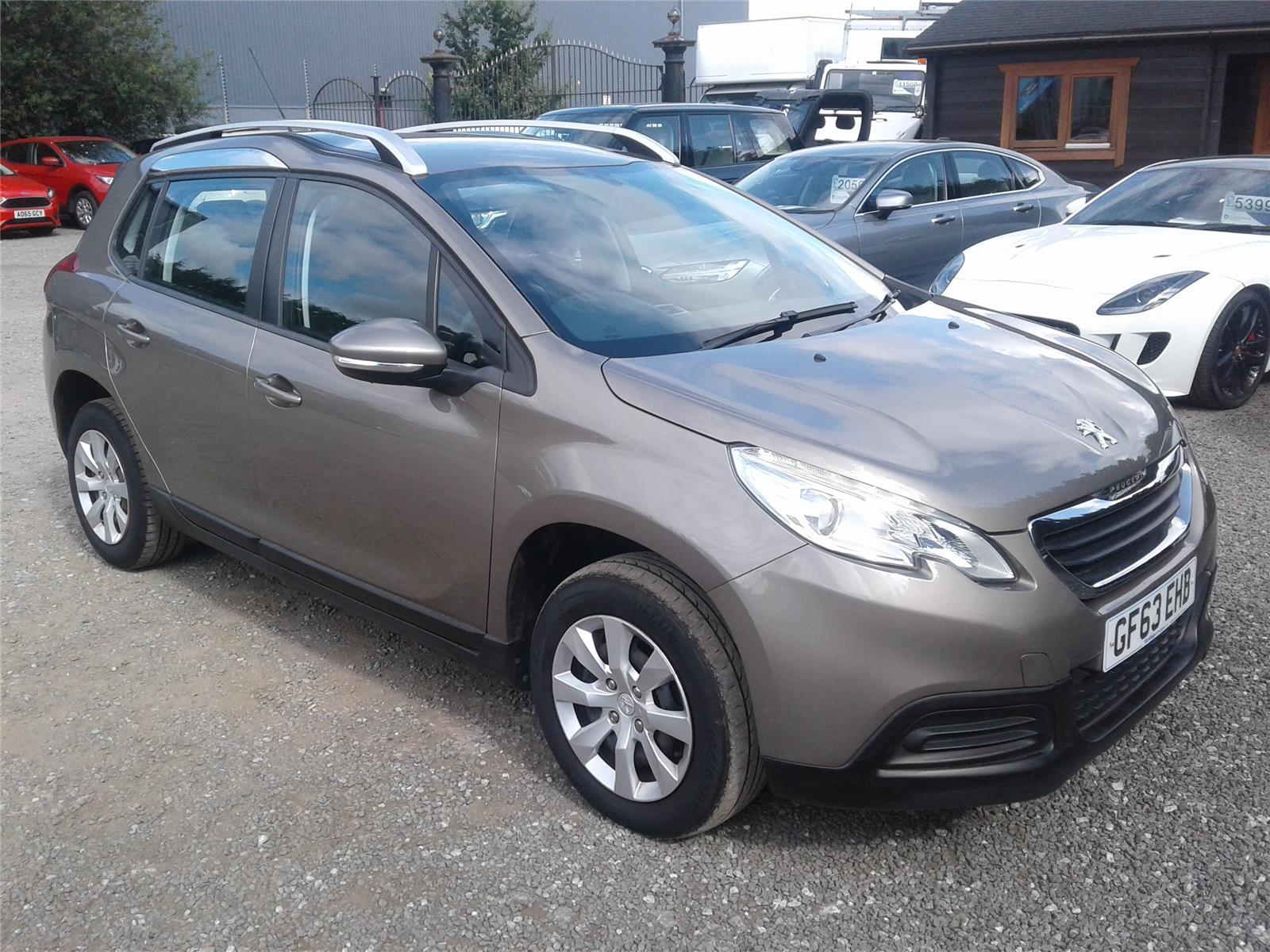 2013 Peugeot 2008 Access+ HDi 70 1398 Diesel Manual 5 Speed 5 Door Hatchback