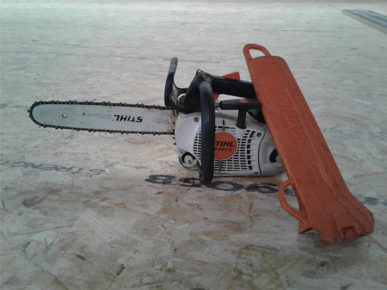 OTHER BRITISH STIHL CHAINSAW