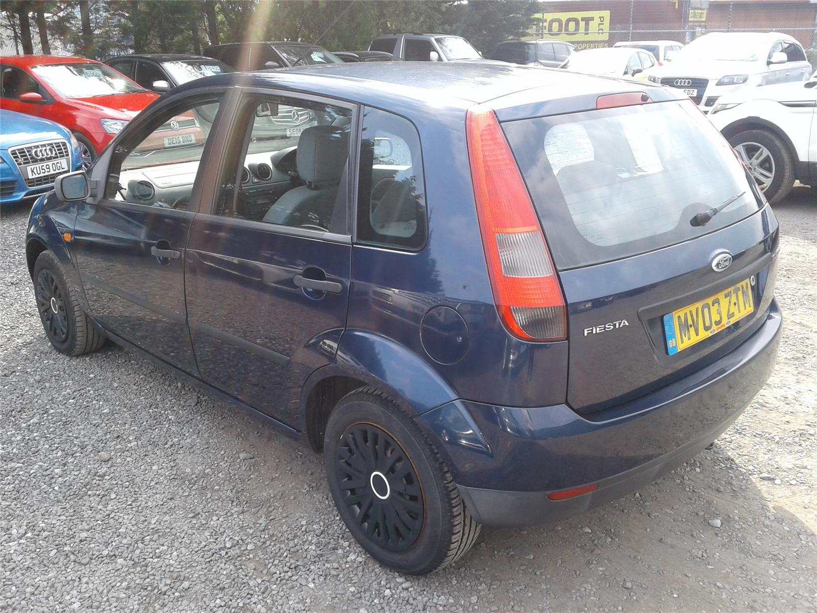 Repossessions UK - 2003 Ford Fiesta Finesse 1299cc Petrol