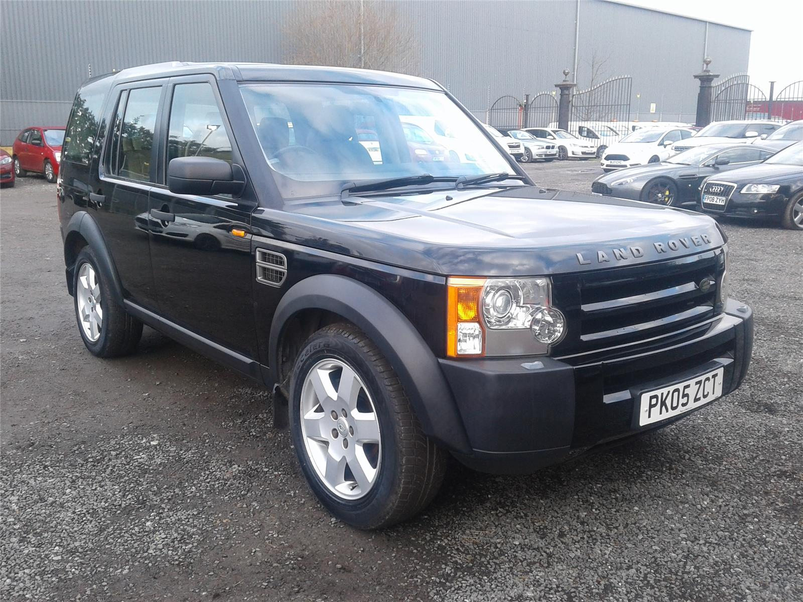 2005 Land Rover Discovery V8 SE 4394 Petrol Automatic 6 Speed 5 Door 4x4
