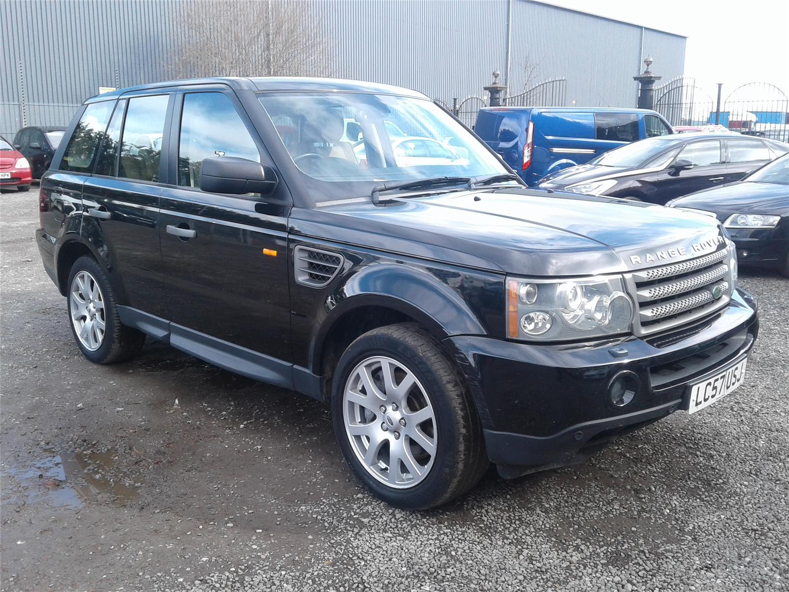2007 Land Rover Range Rover HSE TD6 2720 Diesel Automatic 6 Speed 5 Door Estate