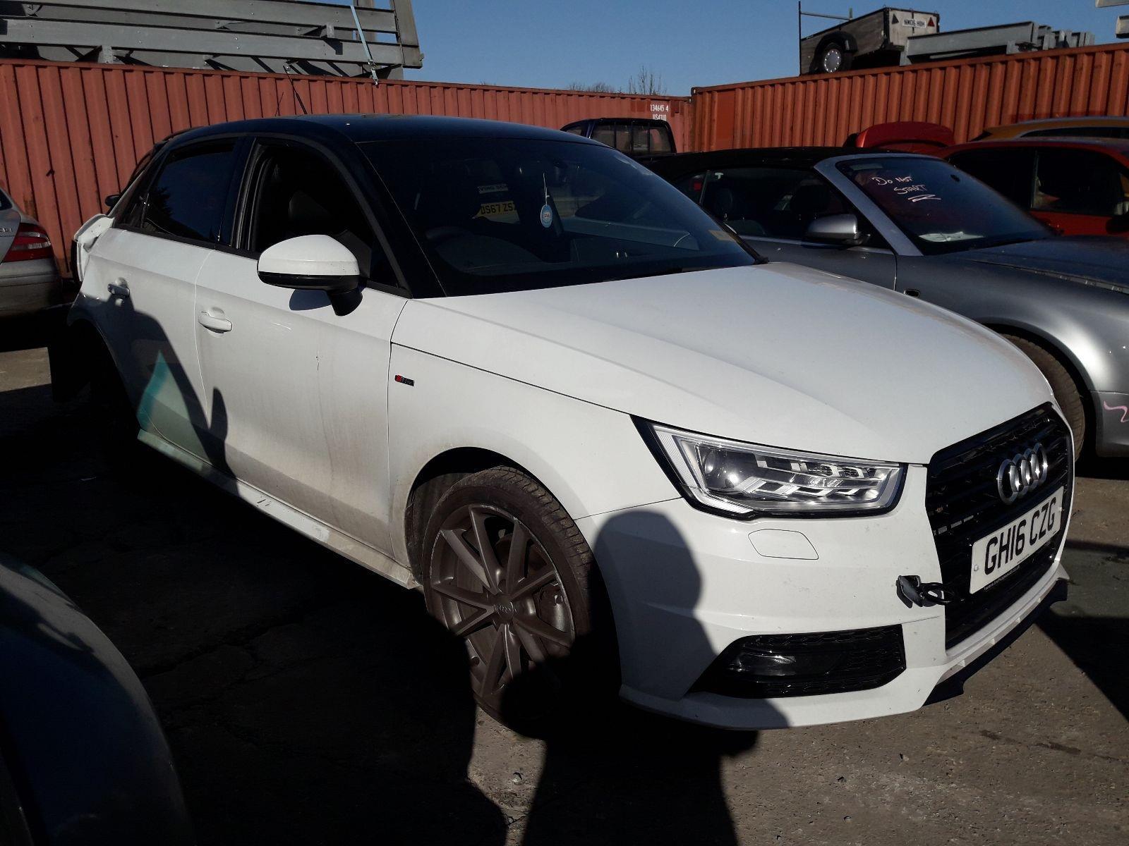 Synetiq Audi Mk1 Fl 8x 2010 To 2018 Sportback Tfsi S Line Black Edition Fuel Filler Flap Petrol Semi Auto For Sale