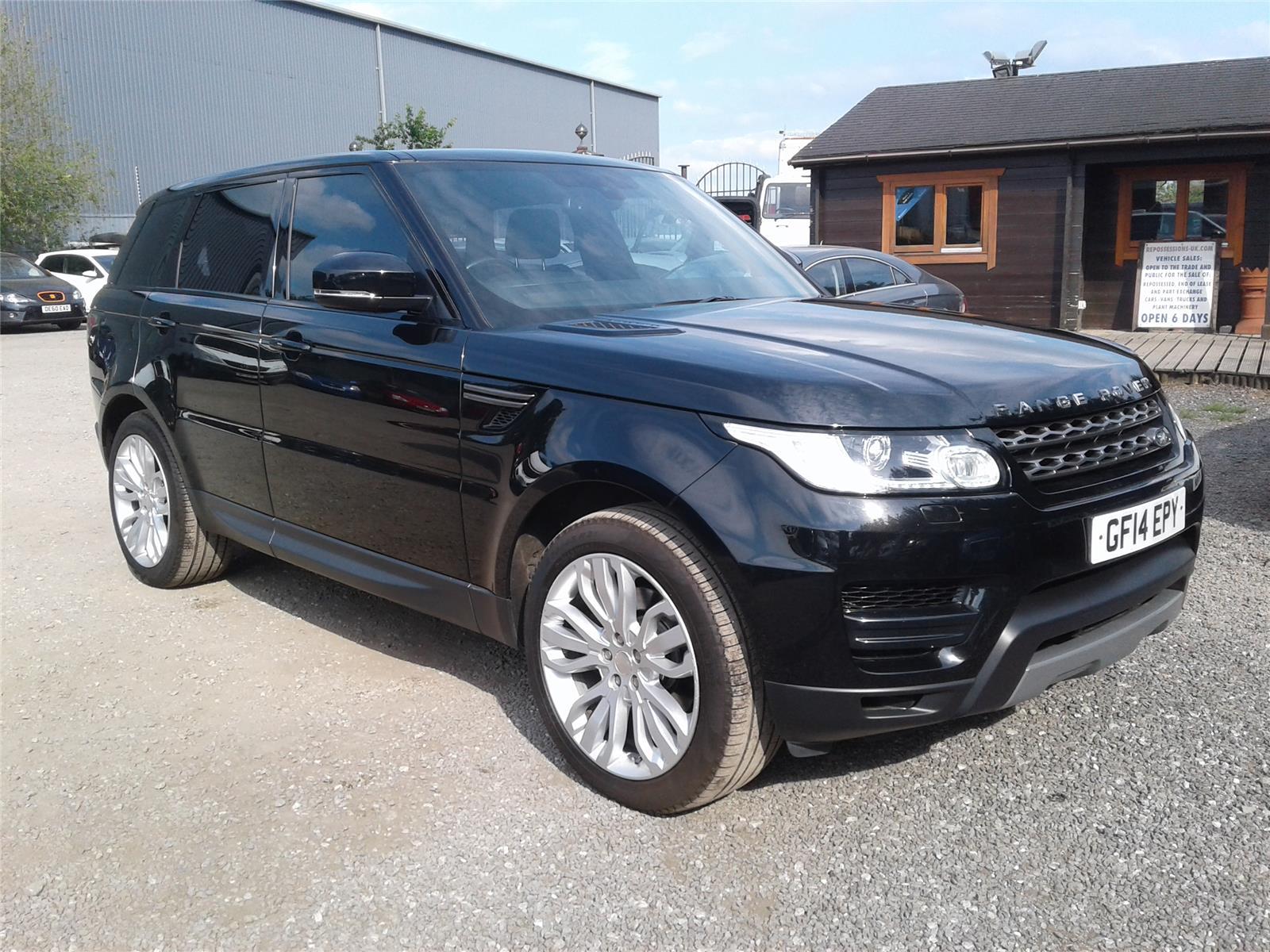 2014 Land Rover Range Rover SE Low Power 4WD 2993 Diesel Automatic 8 Speed 5 Door Estate