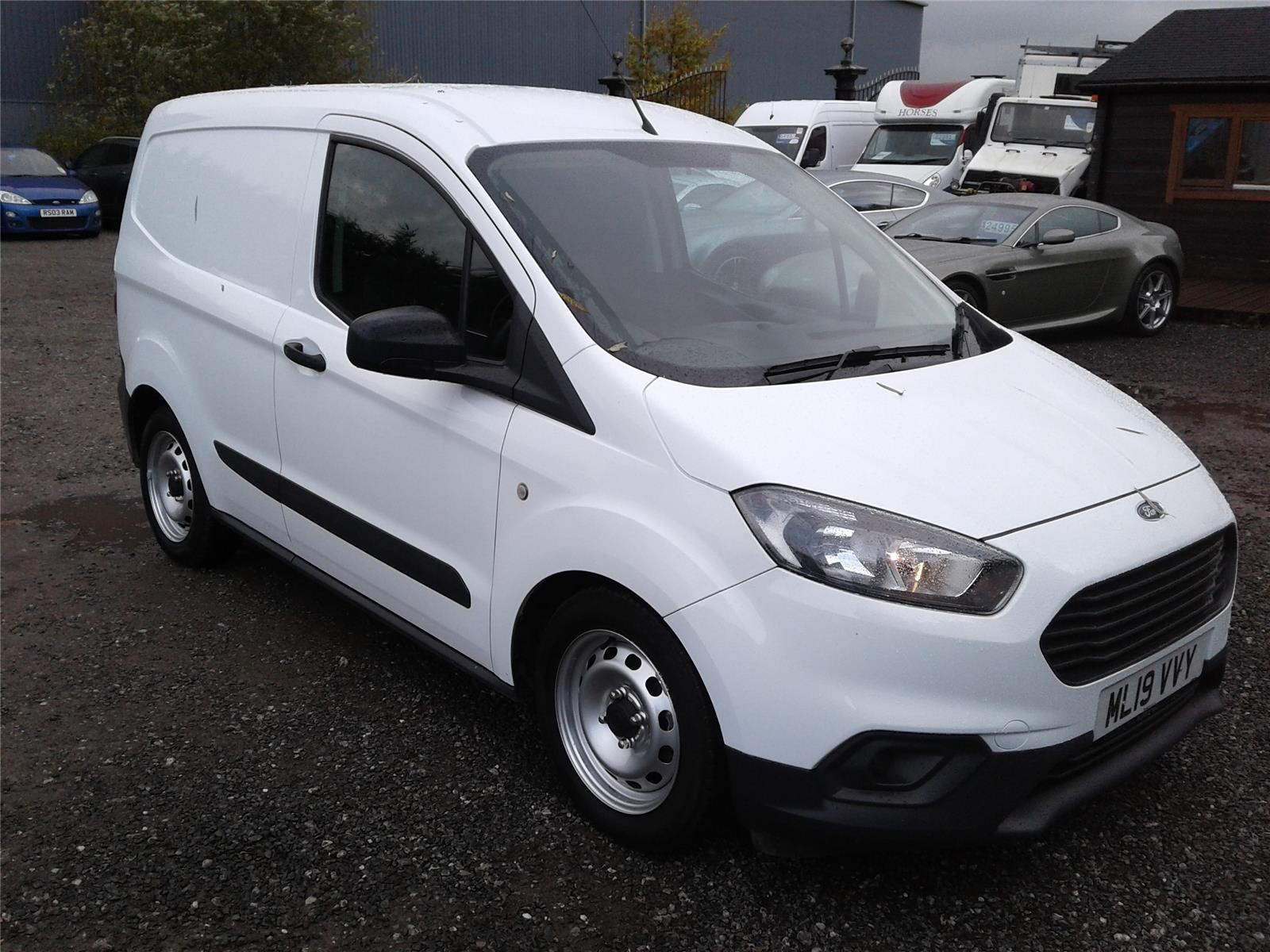 2019 FORD TRANSIT COURIER BASE TDCI 1499 DIESEL MANUAL 6 Speed PANEL VAN