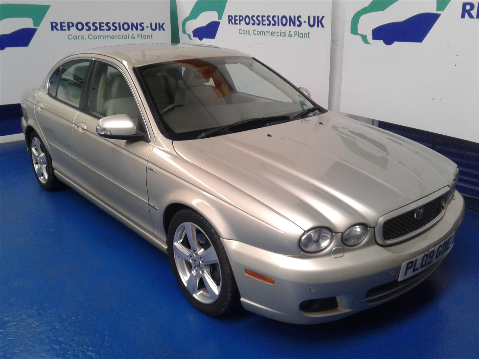 2009 Jaguar x type SE dCi 2198 Diesel Manual 6 Speed 4 Door Saloon