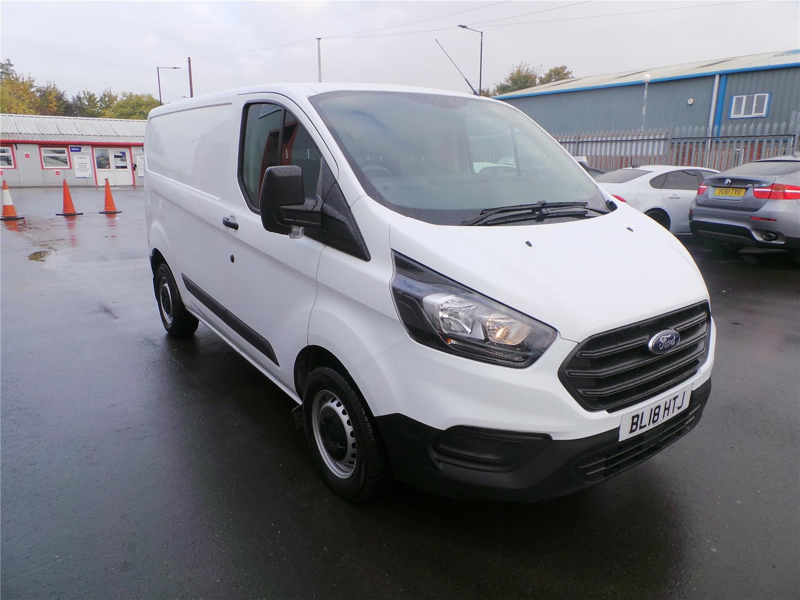 2018 Ford Transit 280 BASE P/V L1 H1 1996 6 Speed Van L/Side