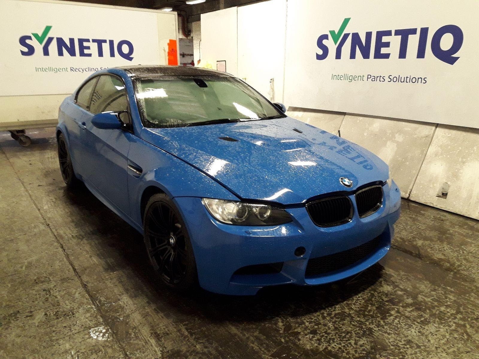 Synetiq 2013 Bmw 3 Series E92 2005 To 2013 M3 Limited Edition 500 2 Door Coupe Petrol Semi Auto Breaking For Used And Spare Parts