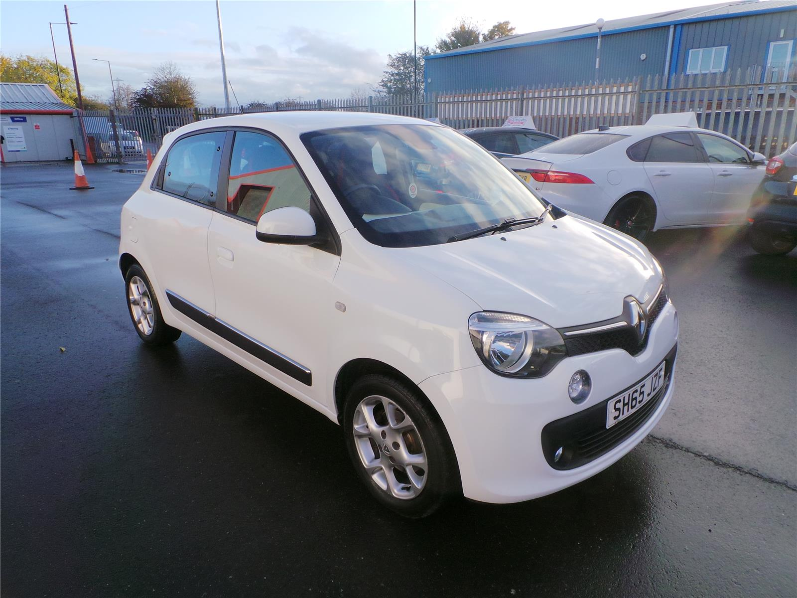 2015 RENAULT TWINGO DYNAMIQUE SCE S/S 999 PETROL MANUAL 5 DOOR HATCHBACK