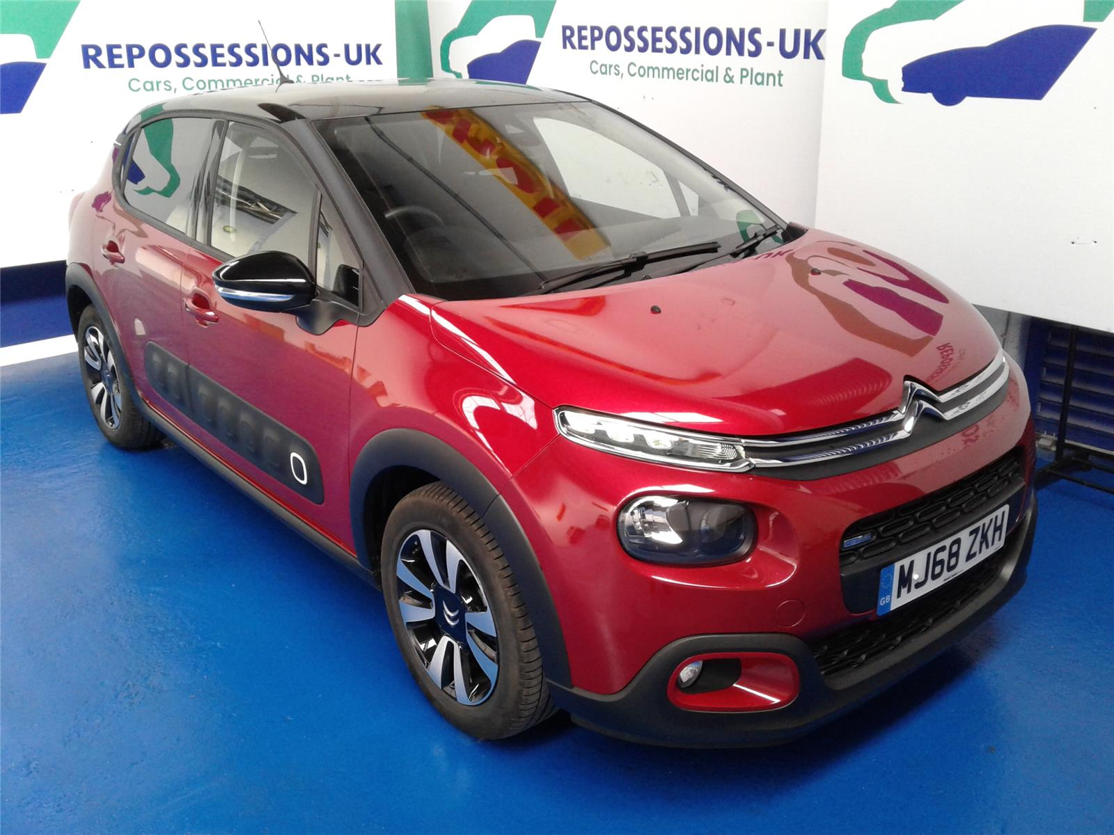 2018 CITROEN C3 PURETECH FLAIR 1199 PETROL MANUAL 5 Speed 5 DOOR HATCHBACK