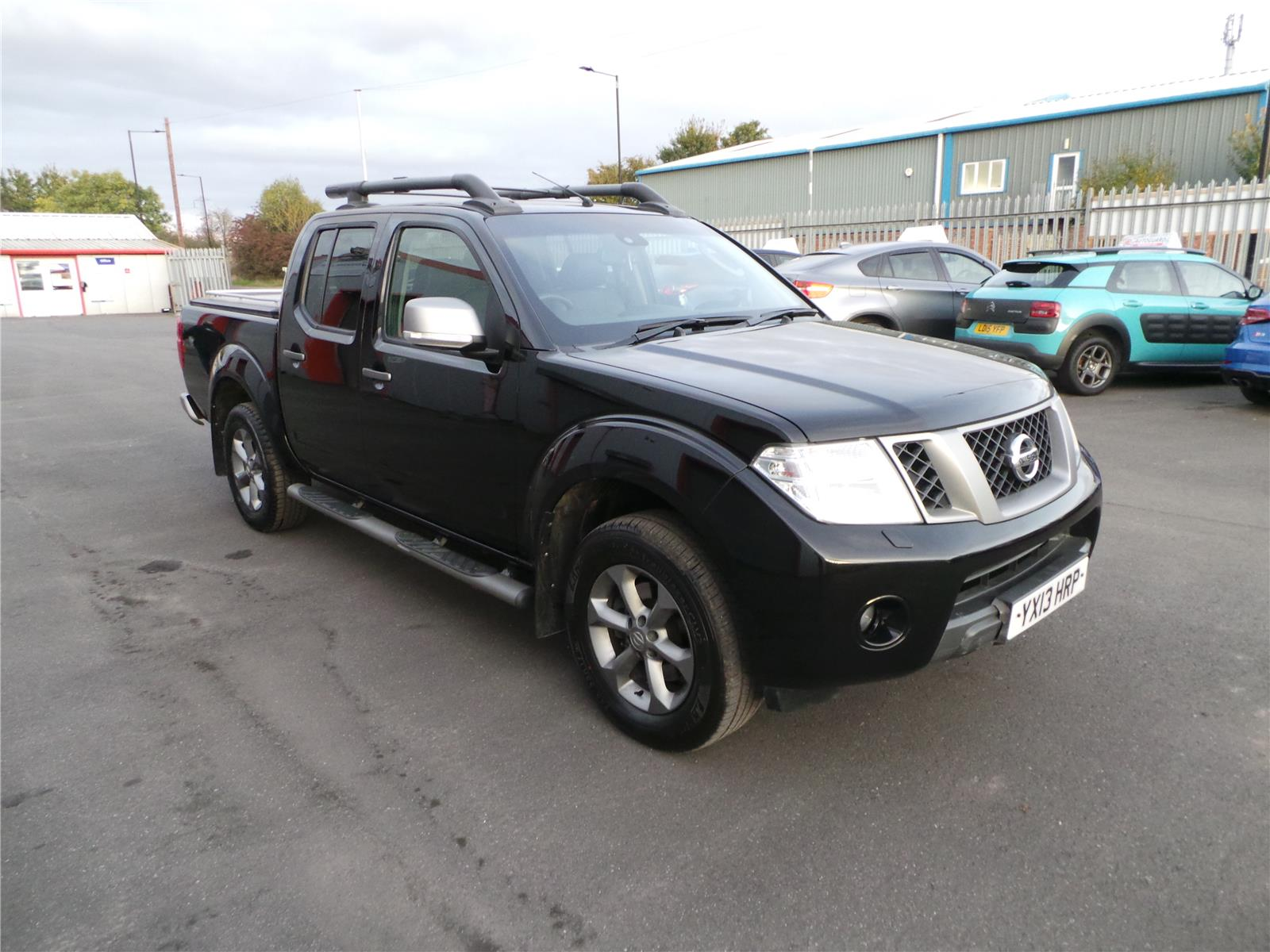 2013 Nissan Navara Platinum 2488 Diesel Manual 6 Speed Pick-Up