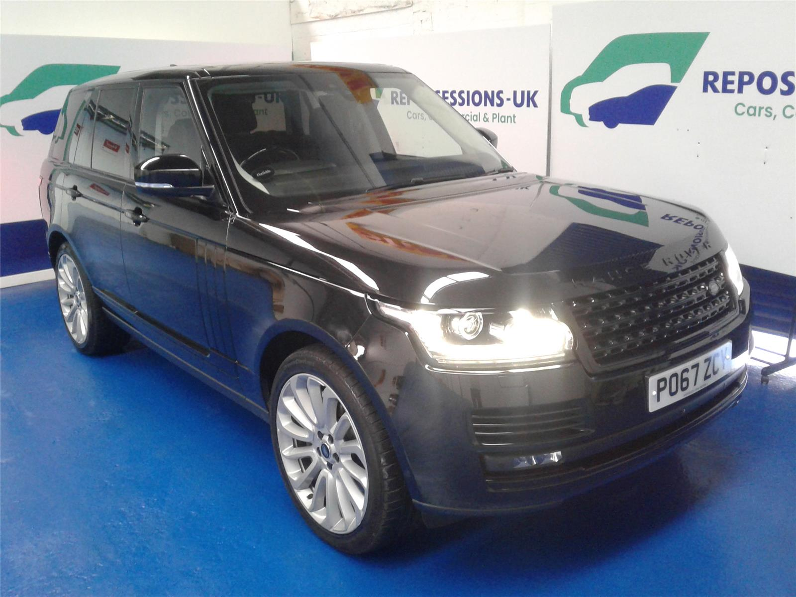 2017 Land Rover Range Rover 2012 On Autobiography SDV8 SWB 4WD 4367 Diesel Automatic 8 Speed 5 Door Estate