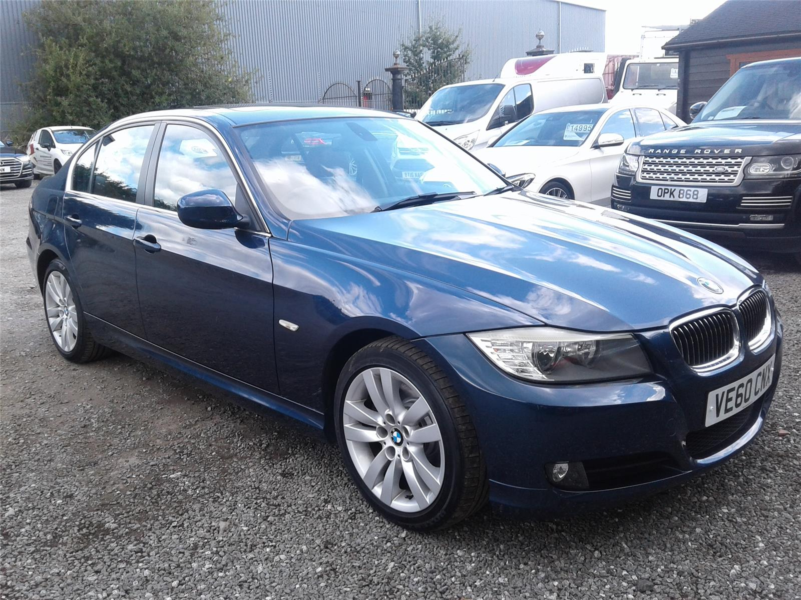 2011 BMW 3 Series 325d SE 2993 Diesel Automatic 6 Speed 4 Door Saloon