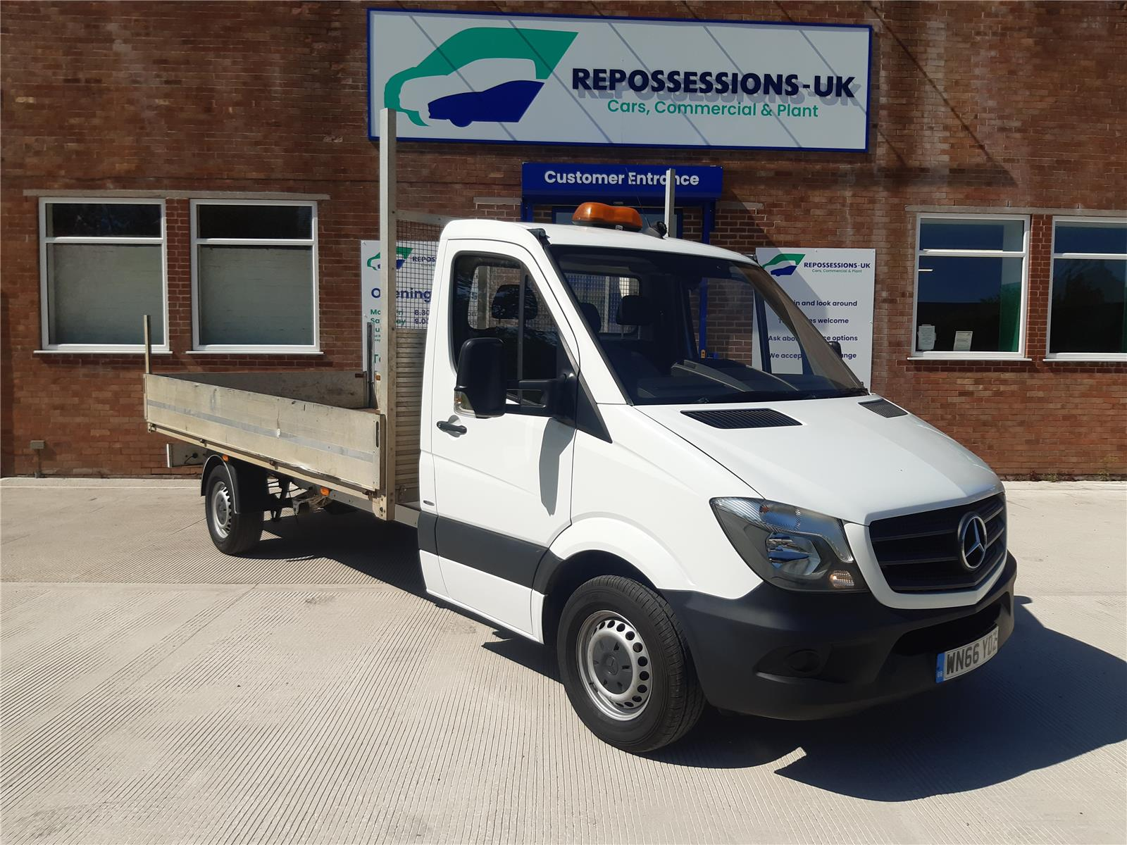 2016 MERCEDES SPRINTER 314CDI 2143 DIESEL MANUAL 6 Speed CHASSIS CAB