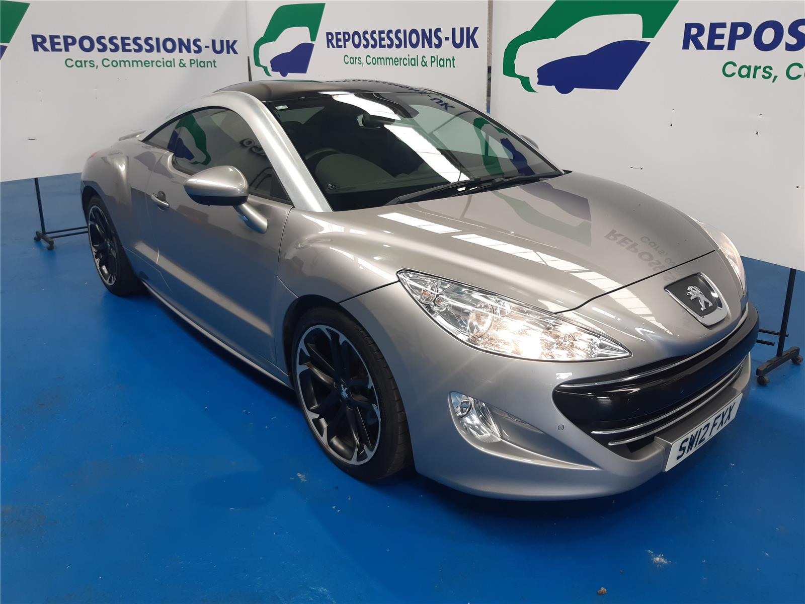 2012 PEUGEOT RCZ THP GT 1598 PETROL MANUAL 6 Speed 2 DOOR COUPE
