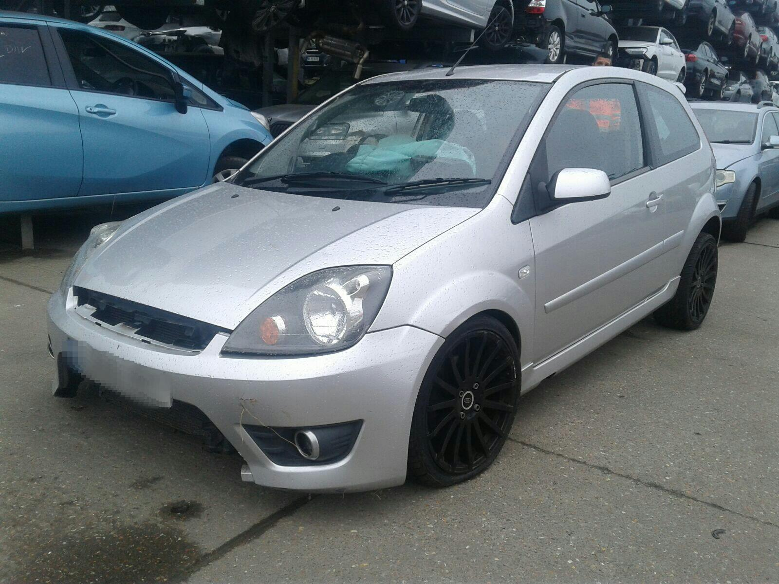 Synetiq 2008 Ford Fiesta Mk6 Fl B256 7 2002 To 2008 St 16v 3 Door Hatchback Petrol Manual Breaking For Used And Spare Parts