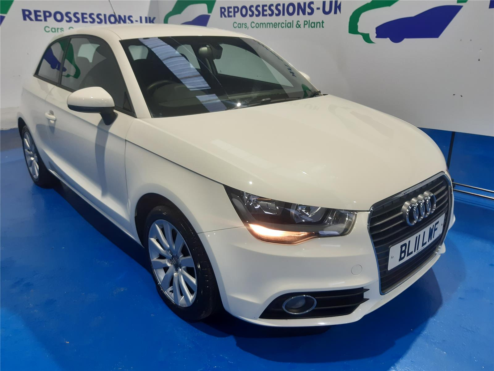 2011 AUDI A1 TFSI SPORT 1390 PETROL MANUAL 6 Speed 3 DOOR HATCHBACK