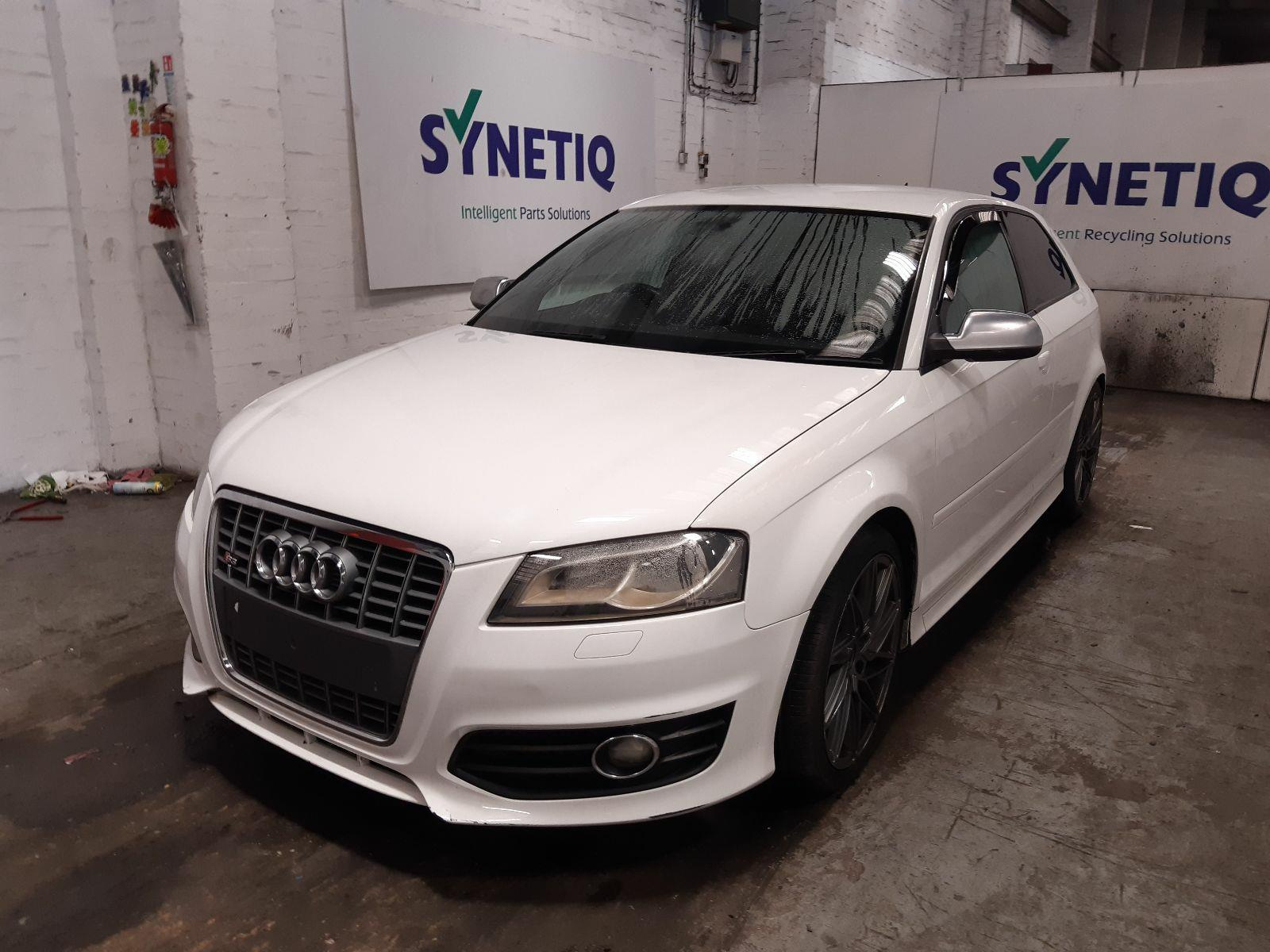 Synetiq 2011 Audi A3 Mk2 8p A5 2003 To 2013 S3 Tfsi Quattro 3 Door Hatchback Petrol Manual Breaking For Used And Spare Parts