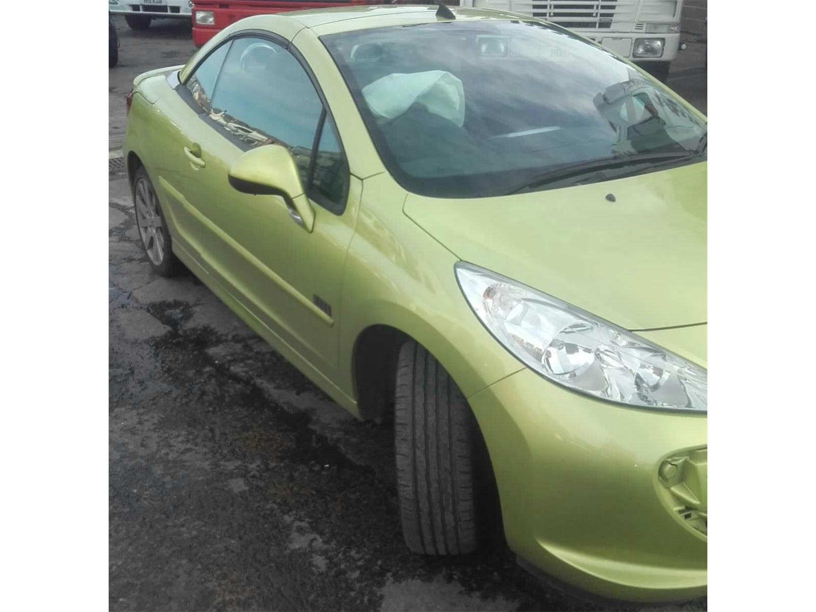 Synetiq 2009 Peugeot 207 Mk1 Ph1 2006 To 2012 Elle Cc 2 Door Convertible Petrol Manual Breaking For Used And Spare Parts