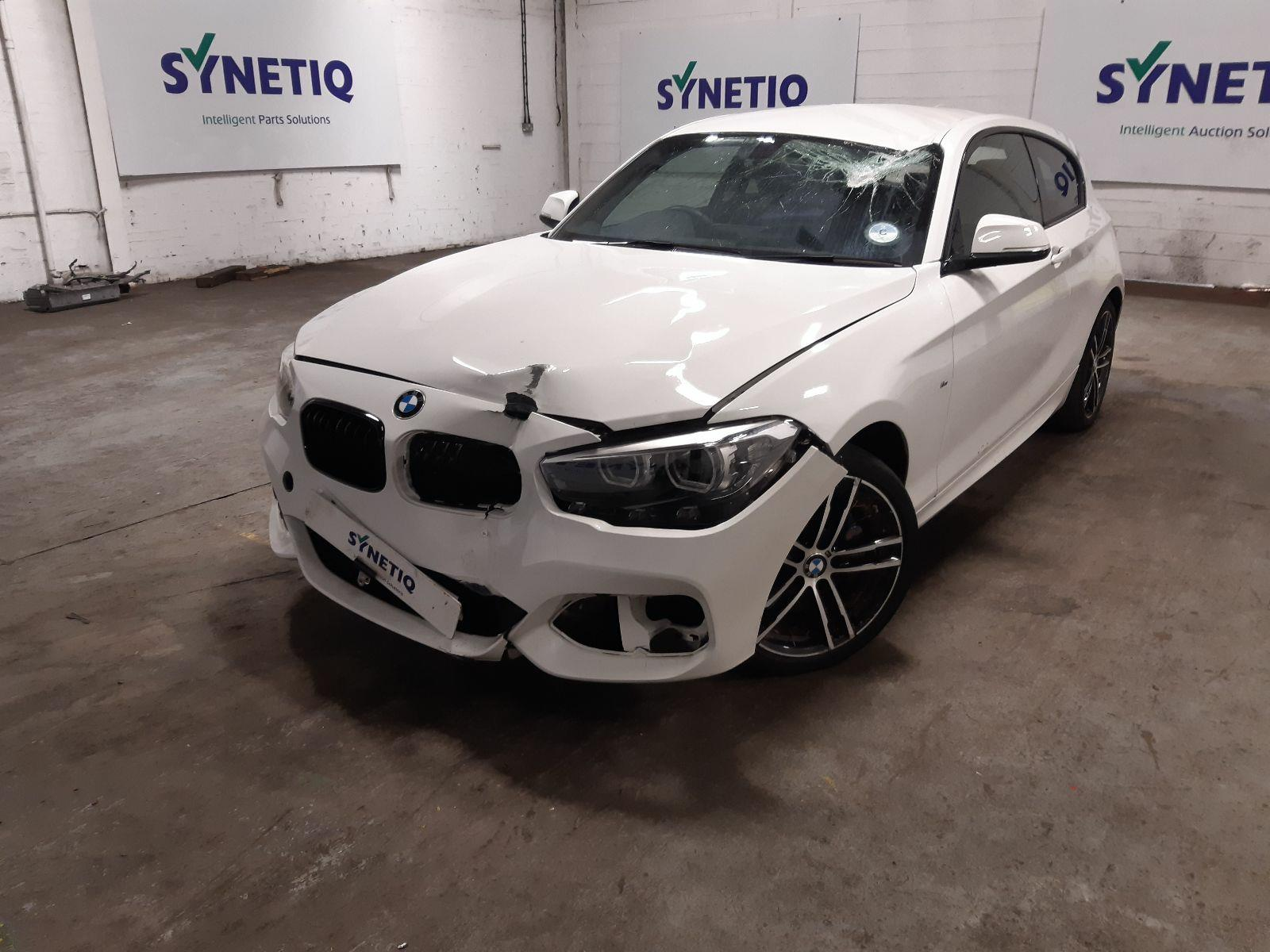 Synetiq 2019 Bmw 1 Series F21 2012 To 2019 118i M Sport Shadow Edition 3 Door Hatchback Petrol Manual Breaking For Used And Spare Parts