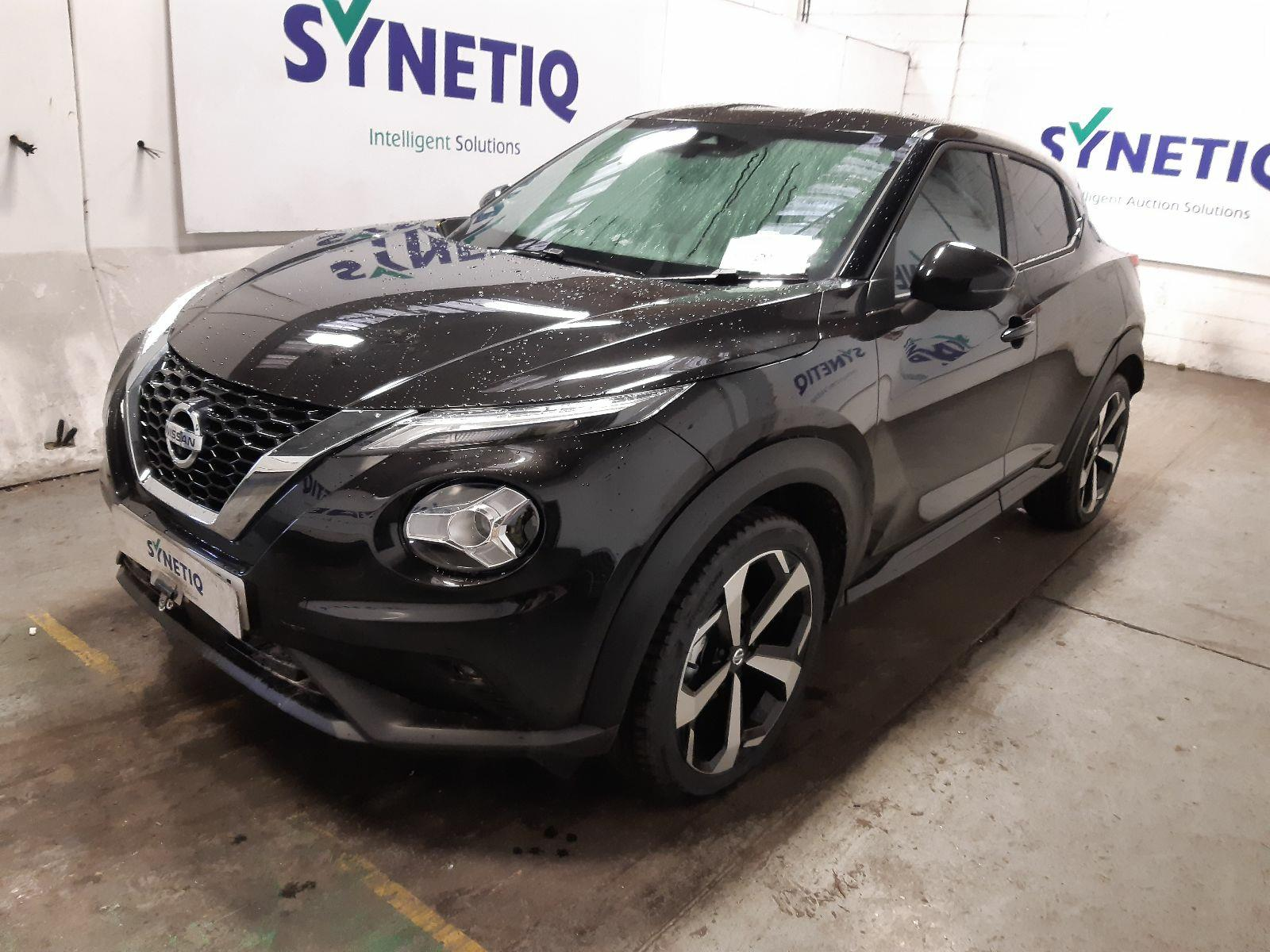 Synetiq 2020 Nissan Juke Mk2 F16 Dig T Tekna Dct 5 Door Hatchback Petrol Semi Auto Breaking For Used And Spare Parts