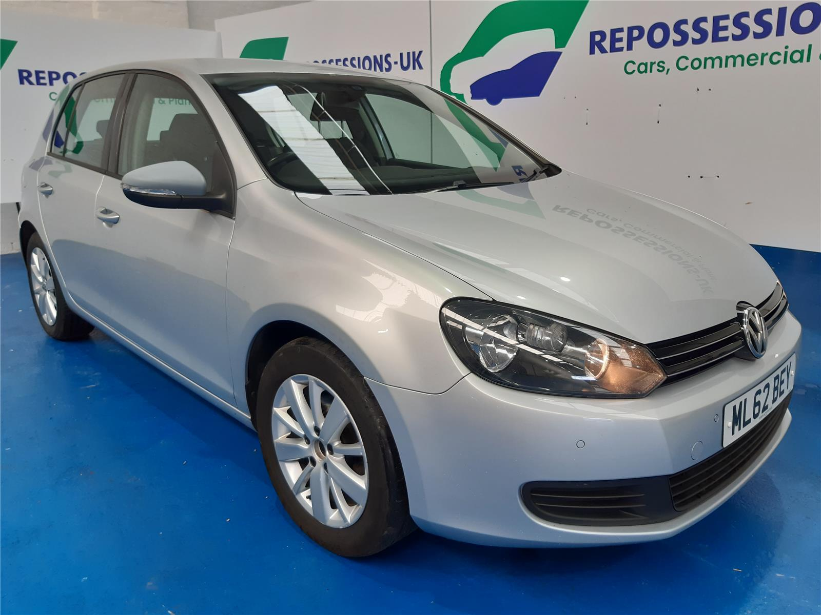 2012 VOLKSWAGEN GOLF MATCH TDI 1598 DIESEL MANUAL 5 Speed 5 DOOR HATCHBACK