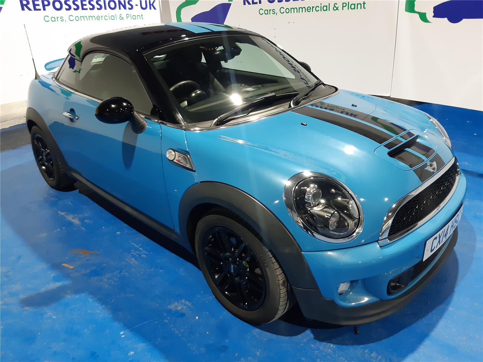 2014 MINI COUPE COOPER SD 1995 DIESEL MANUAL 6 Speed 2 DOOR COUPE