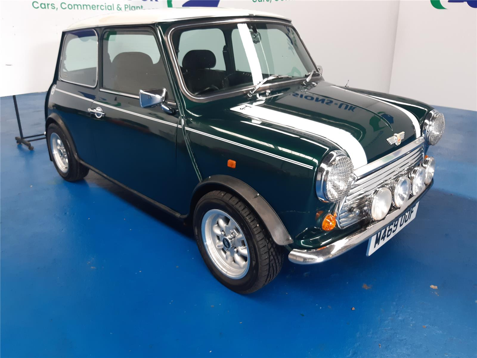 1995 ROVER MINI 1275 PETROL MANUAL 4 Speed 2 DOOR SALOON