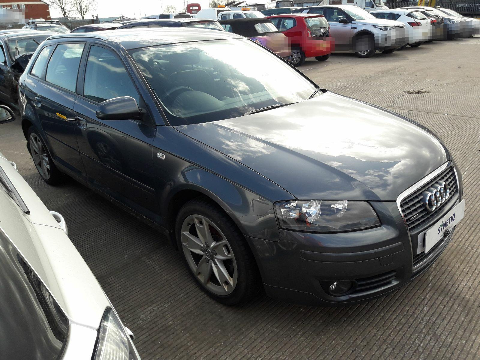 Synetiq 2006 Audi A3 Mk2 8p A5 2003 To 2013 Tdi Quattro Sport 5 Door Hatchback Diesel Manual Breaking For Used And Spare Parts