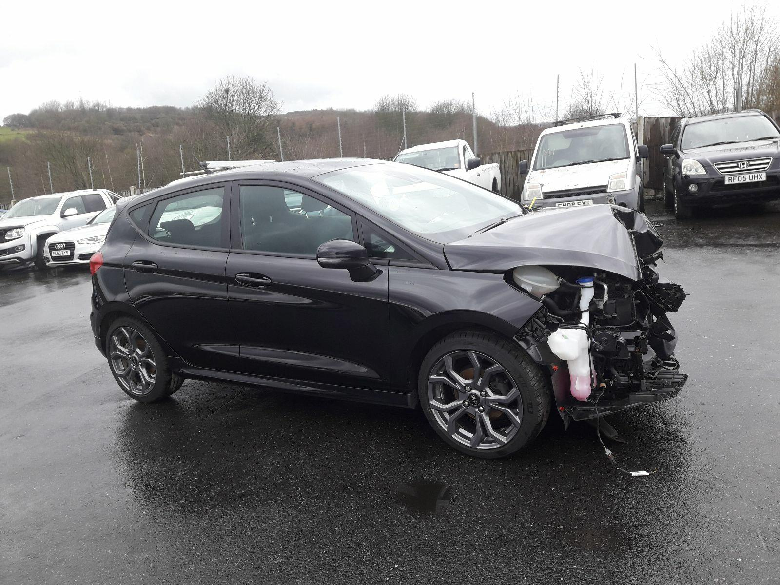 Synetiq 2019 Ford Fiesta Mk8 B479 2017 On St Line 5 Door Hatchback Petrol Manual Breaking For Used And Spare Parts