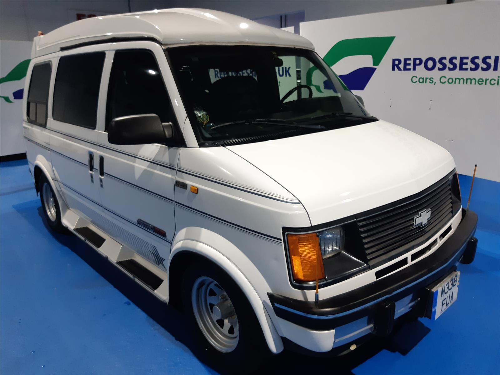 1994 CHEVROLET ASTROVAN 4295 PETROL AUTOMATIC 4 Speed MPV