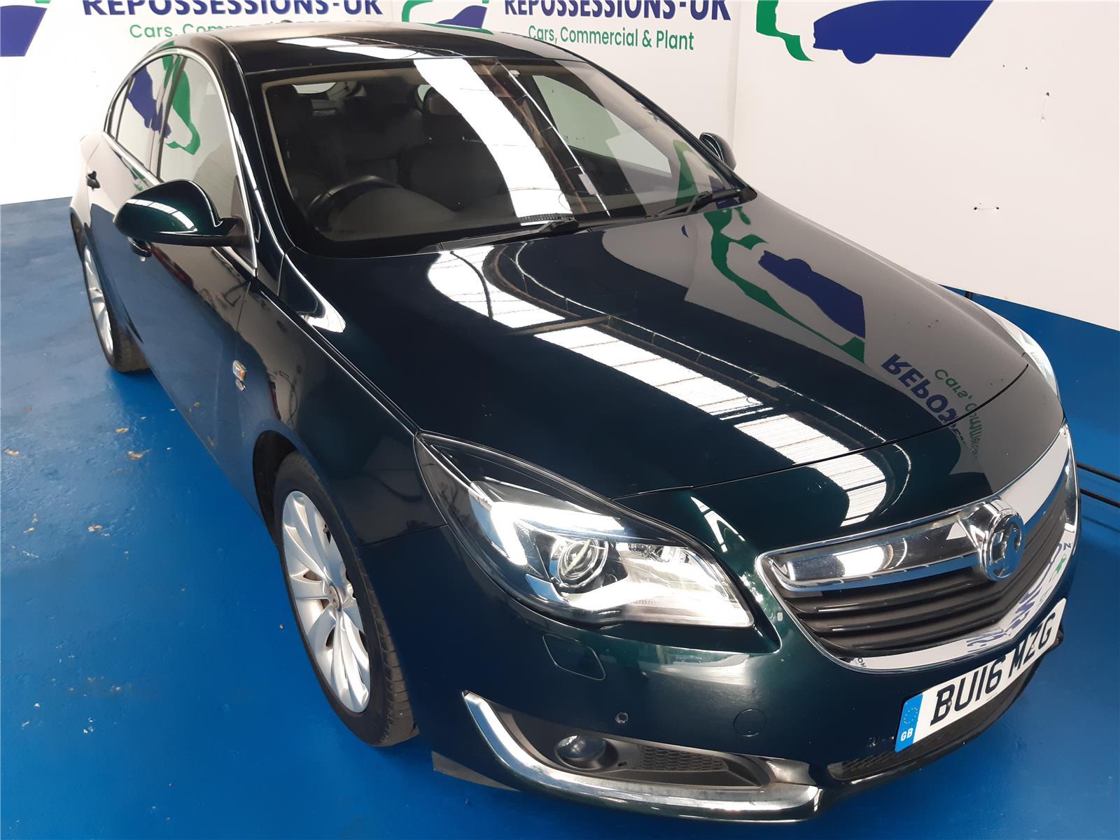 2016 VAUXHALL INSIGNIA ELITE NAV CDTI ECOFLEX S/S 1598 DIESEL MANUAL 6 Speed 5 DOOR HATCHBACK