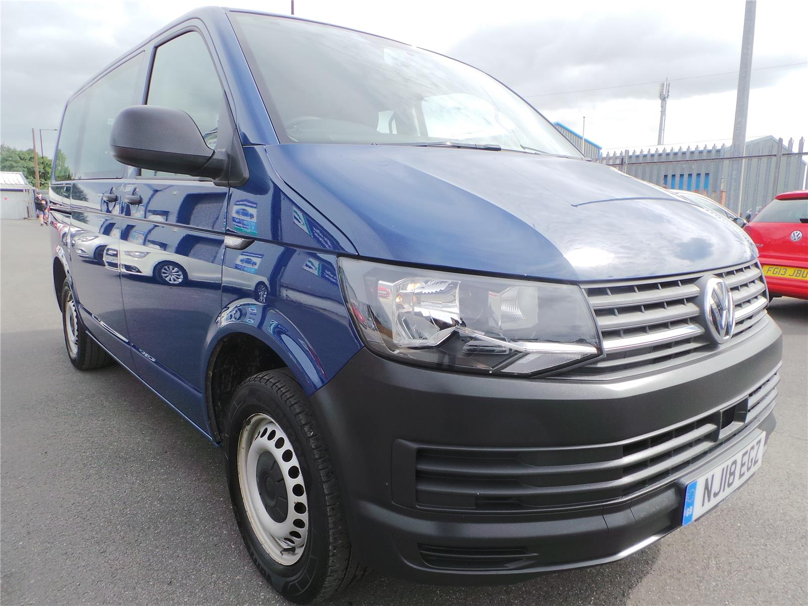 2018 VOLKSWAGEN TRANSPORTER 1968 DIESEL MANUAL 5 Speed 5 DOOR MPV