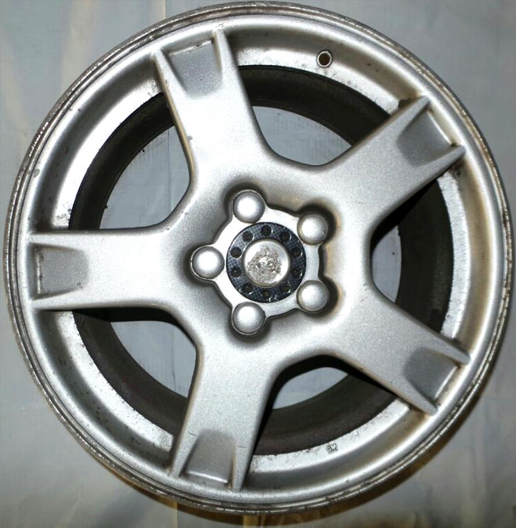 ALLOY WHEEL Chevrolet Camaro Z28 MK4 18 Inch REAR Alloy Wheel Rim - WHL6959