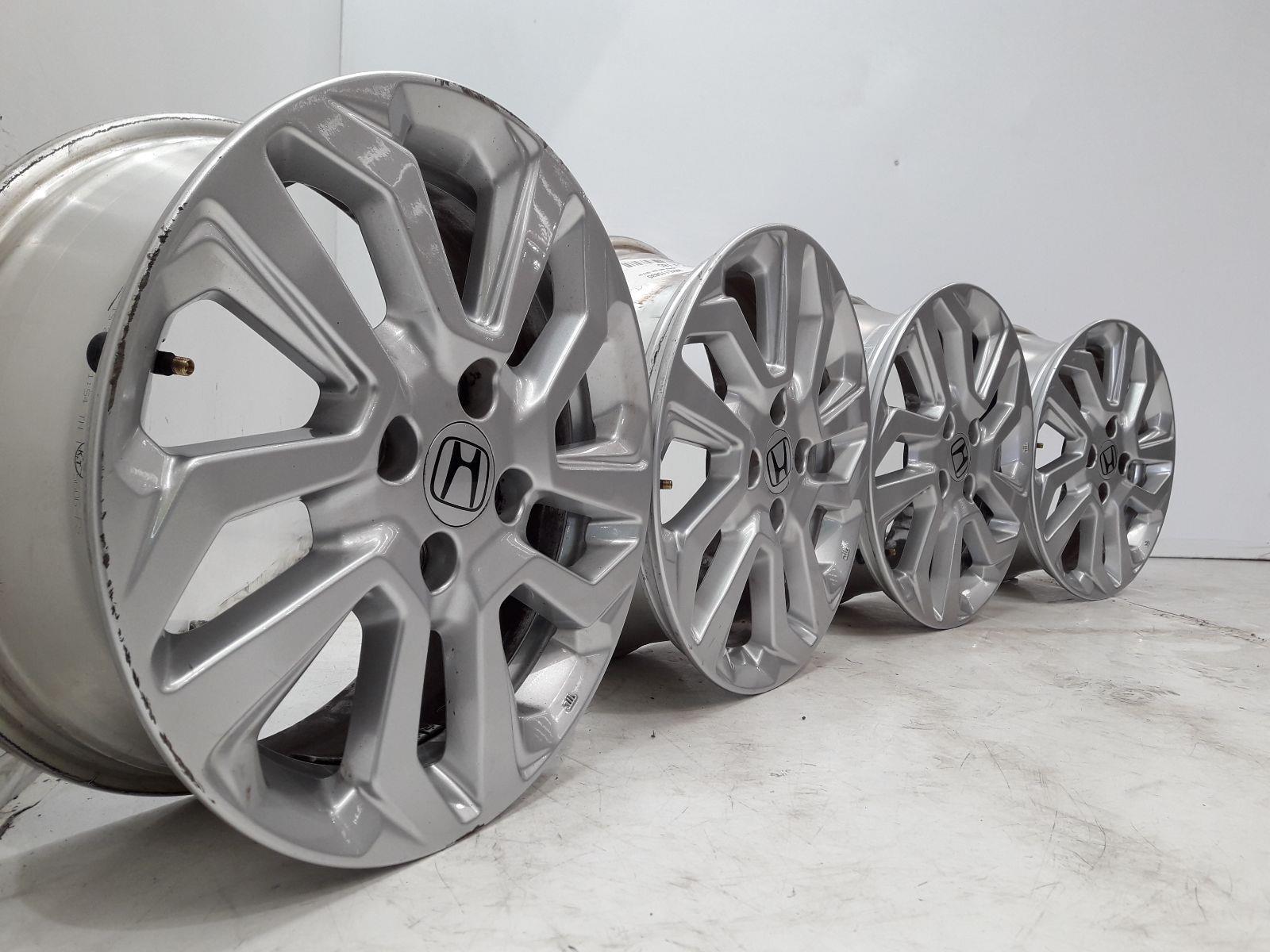 Set Of 2019 Genuine 15 Inch HONDA JAZZ Alloy Wheels Rims 4x100 6x15 ET50