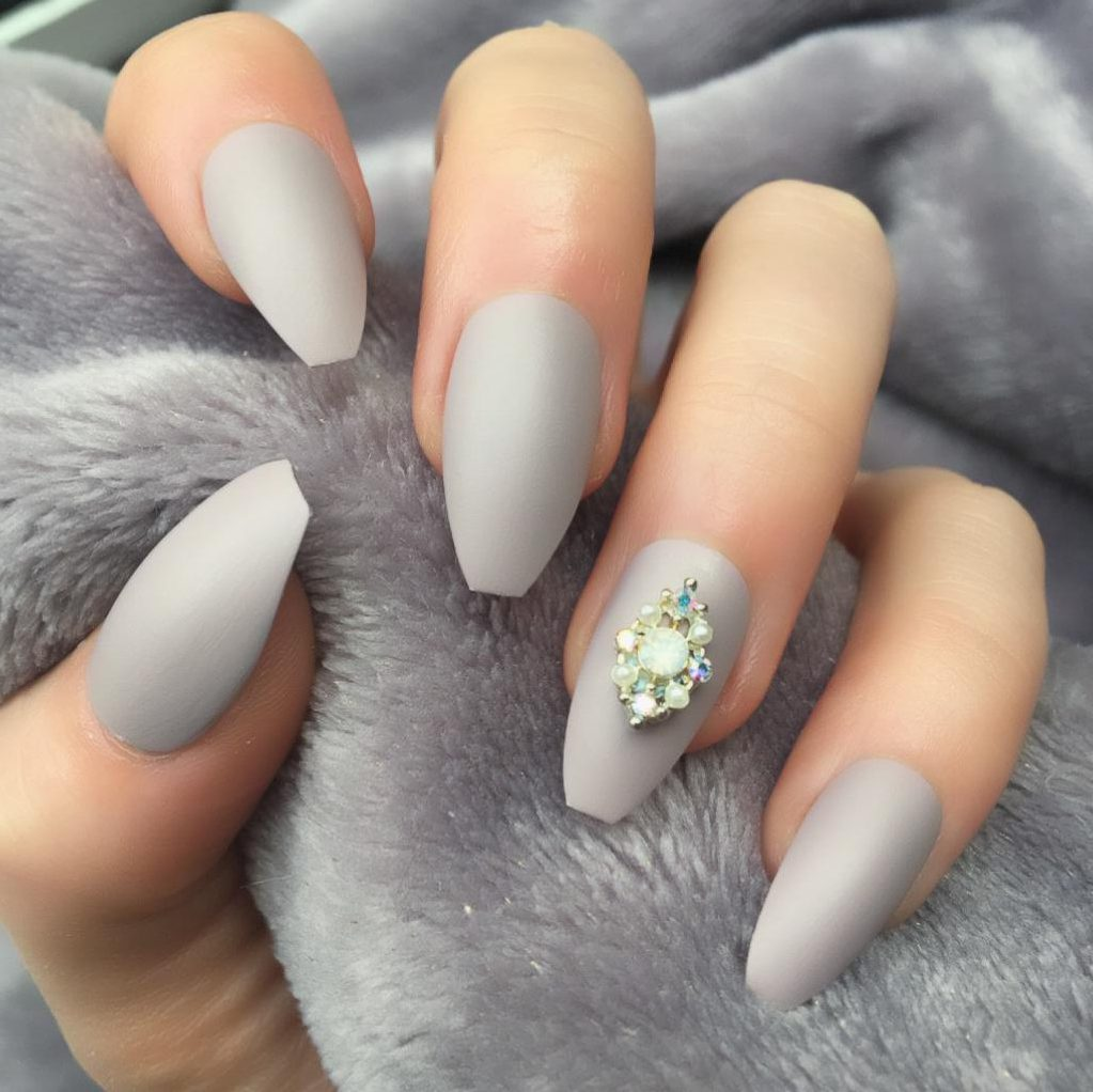 Taupe Matte RF Kim Coffin – Doobys Nails