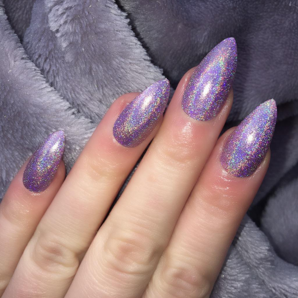Holographic Fairy Dust – Doobys Nails