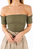 h/193/0126-_Off_The_Shoulder_Shirred_Bardot_Top_In_Khaki-5__44156.jpg