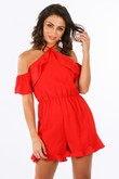 s/887/21473-_Cold_Shoulder_Frill_Detail_Playsuit_In_Red-2__58090.jpg