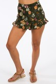 d/263/3026-_Floral_Printed_Frill_Hem_Shorts_In_Green-2__26978.jpg