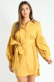 z/865/Puff_Sleeve_Belted_Shirt_Dress_In_Mustard-2__61896.jpg