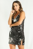 e/988/Sequin_Cami_Dress_With_Split_In_Black-2__63492.jpg
