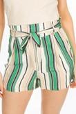 i/599/W1476-1-_Striped_Paper_Bag_Shorts_In_Green-7__64813.jpg