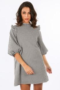 b/089/11572-_Gingham_Puff_Sleeve_Day_Dress_In_Black-2__55412.jpg