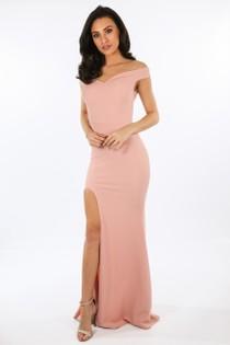 p/391/W1639-_Pink_Bardot_Maxi_Dress_With_Front_Split__19946.jpg