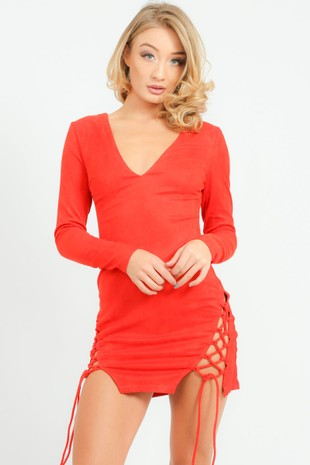 i/731/11742-_Suede_Dress_In_Red__86676.jpg