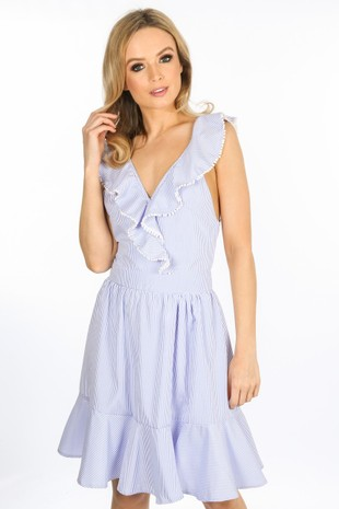 l/619/11882-_Striped_Cross_Back_Frill_Dress_In_Blue-8__38851.jpg