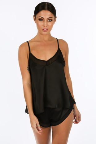 e/765/21566-Chiffon_Detail_Satin_Pyjama_Cami_Top_In_Black-2__74601.jpg